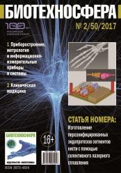 Biotekhnosfera № 2/2017