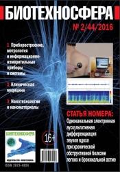 Biotekhnosfera № 2/2016