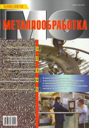 Металлообработка № 3 за 2012 год